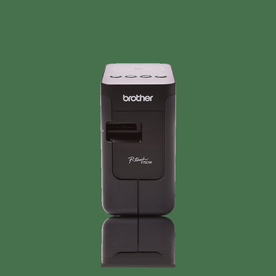 PT-P750W Desktop Label Printer + WiFi