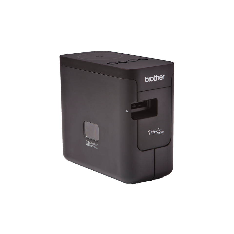 PT-P750W Desktop Label Printer + WiFi 3
