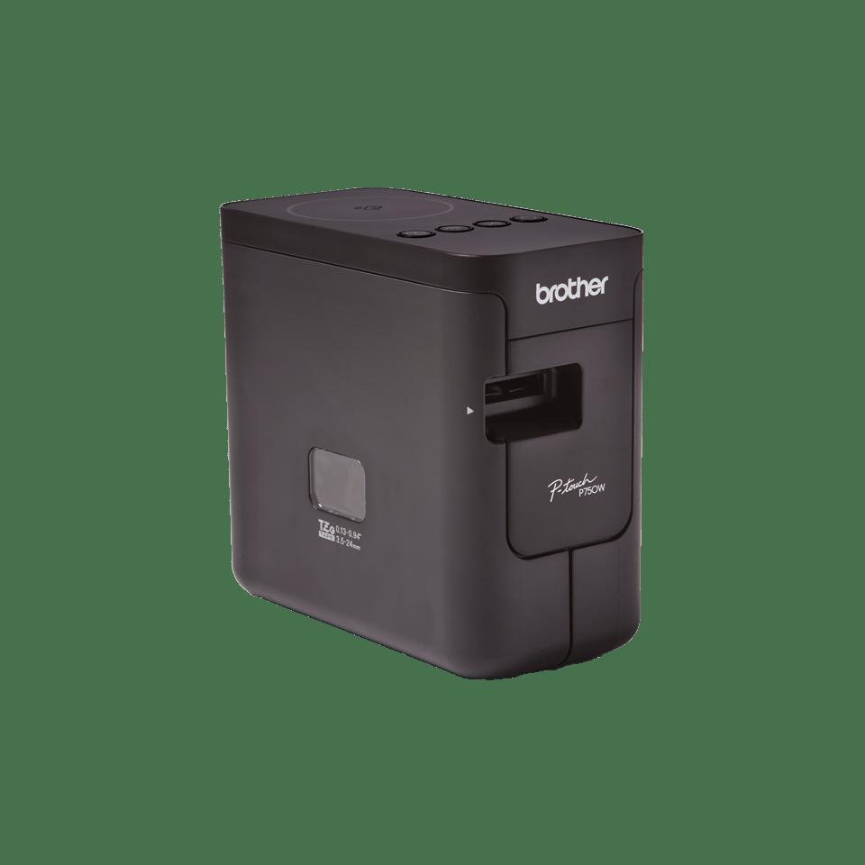 PT-P750W Desktop Label Printer + WiFi 3