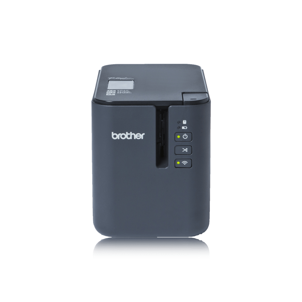 PT-P900W Wireless Label Printer