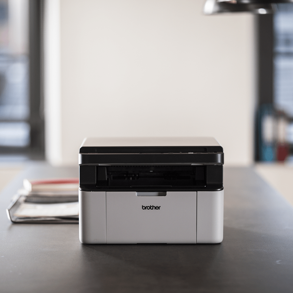 DCP-1610W All in Box Bundle - Wireless 3-in-1 Mono Laser Printer 11