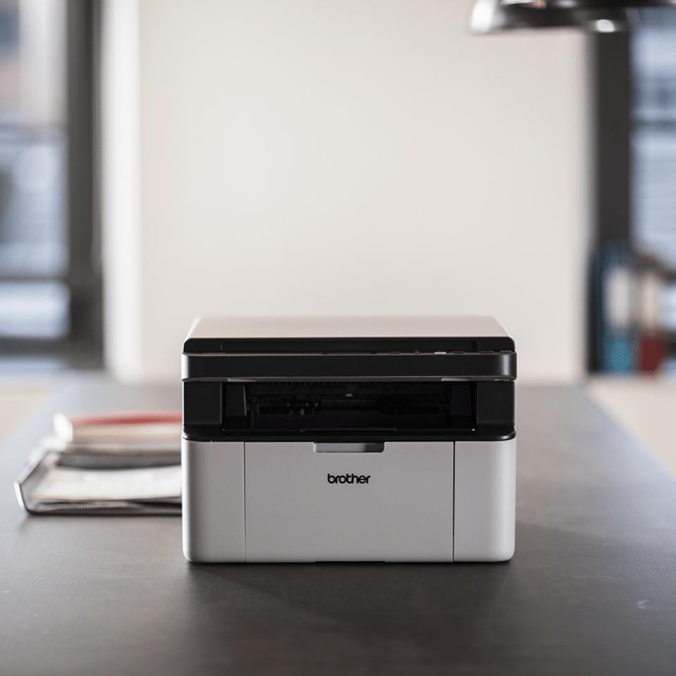 DCP-1610W All in Box Bundle - Wireless 3-in-1 Mono Laser Printer 10