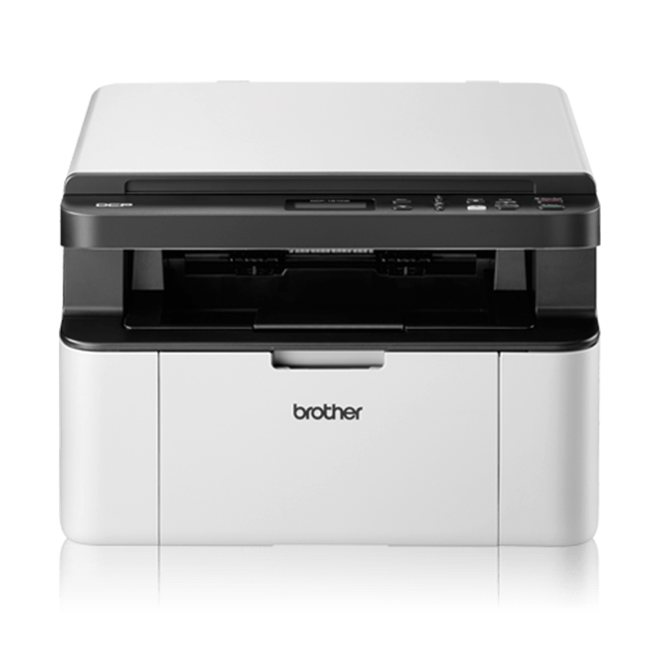Brother DCP1610W wireless mono laser printer
