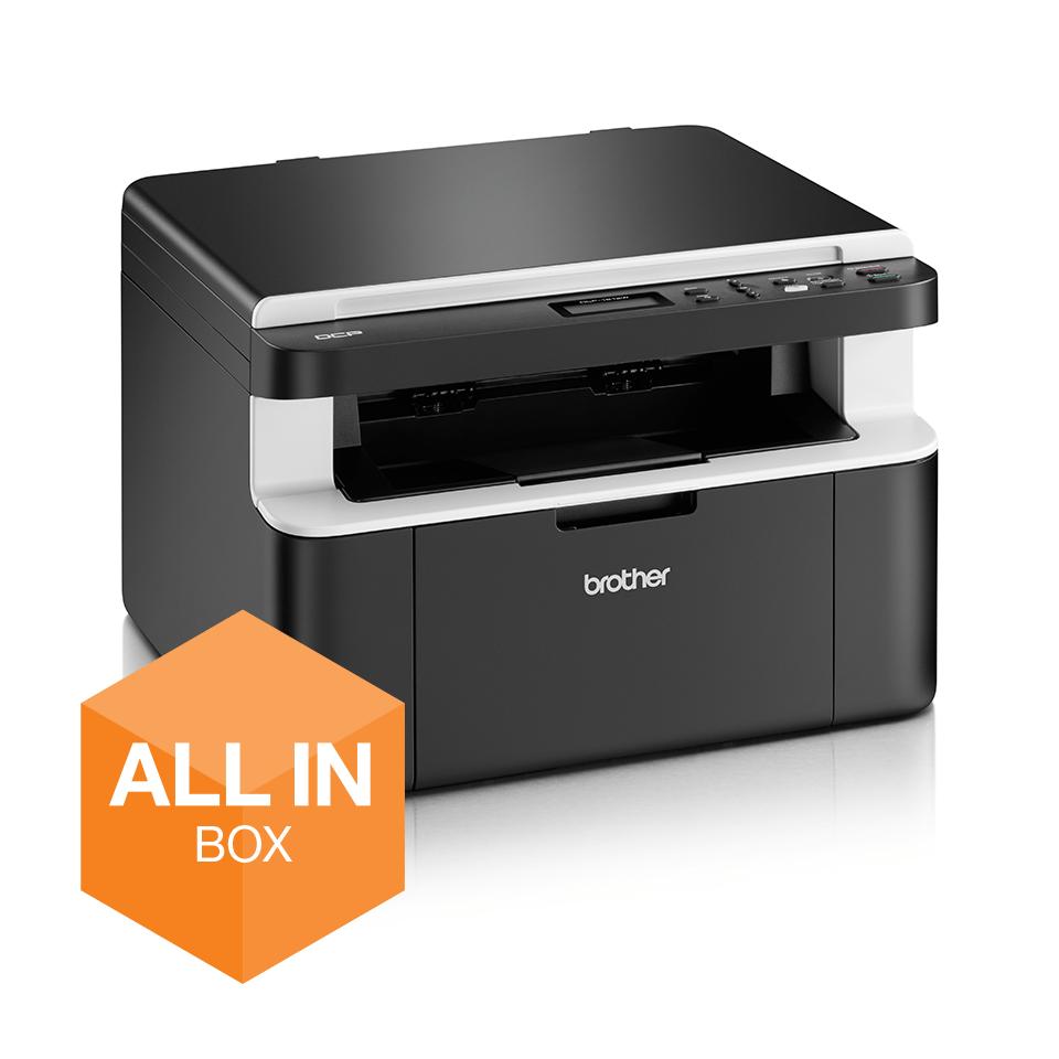 DCP-1612W All in Box Bundle - Wireless 3-in-1 mono laser printer 2