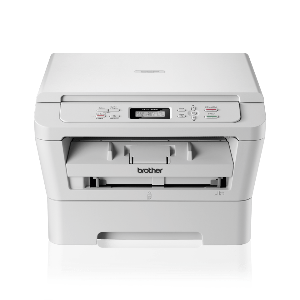 DCP-7055 Mono Laser All-In-One 1