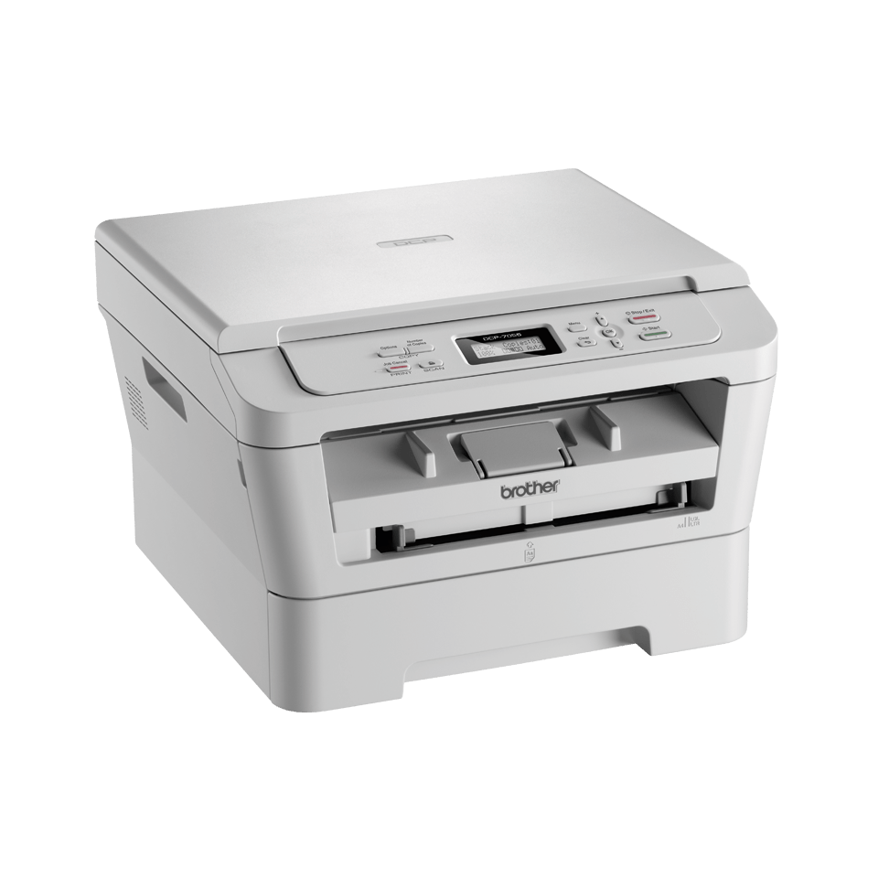 DCP-7055 Mono Laser All-In-One 3