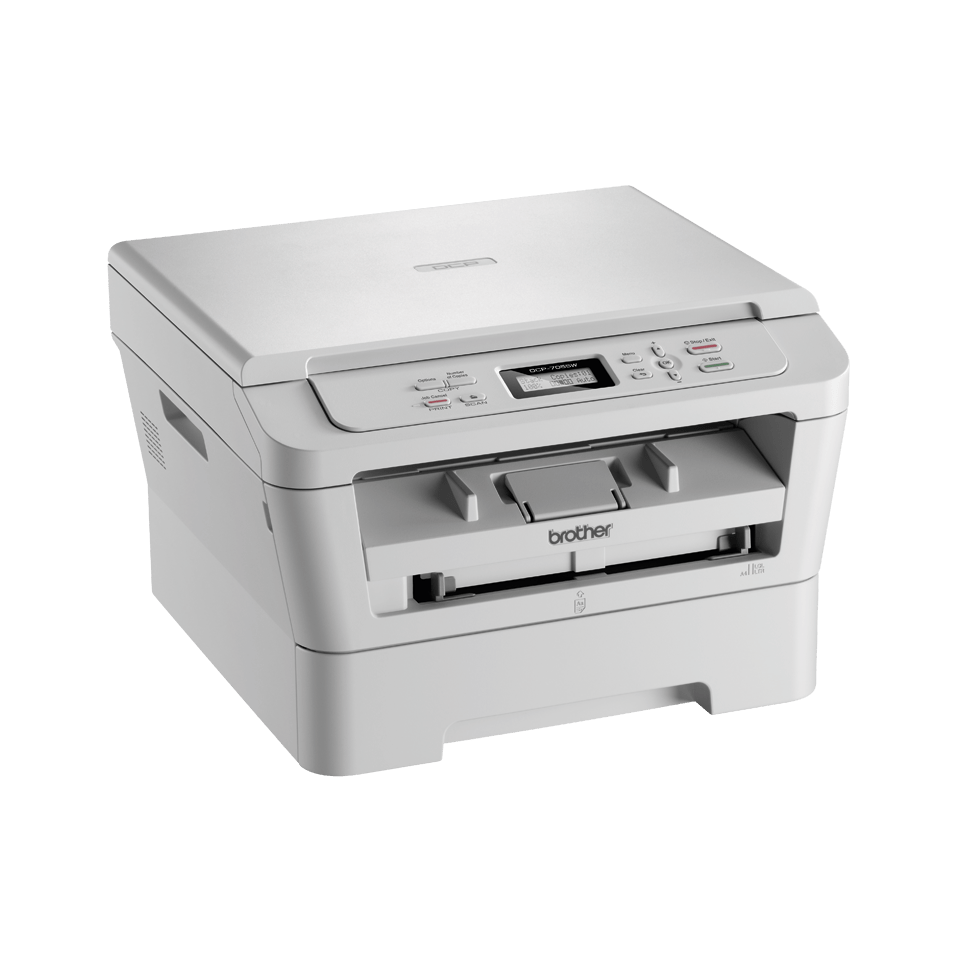 DCP-7055W Mono Laser All-In-One + Wireless 3