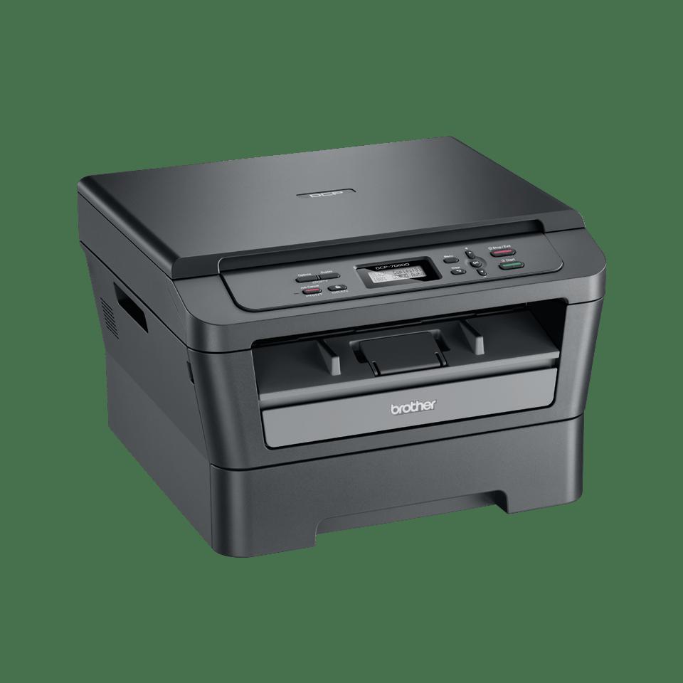 DCP-7060D Mono Laser All-in-One + Duplex 3