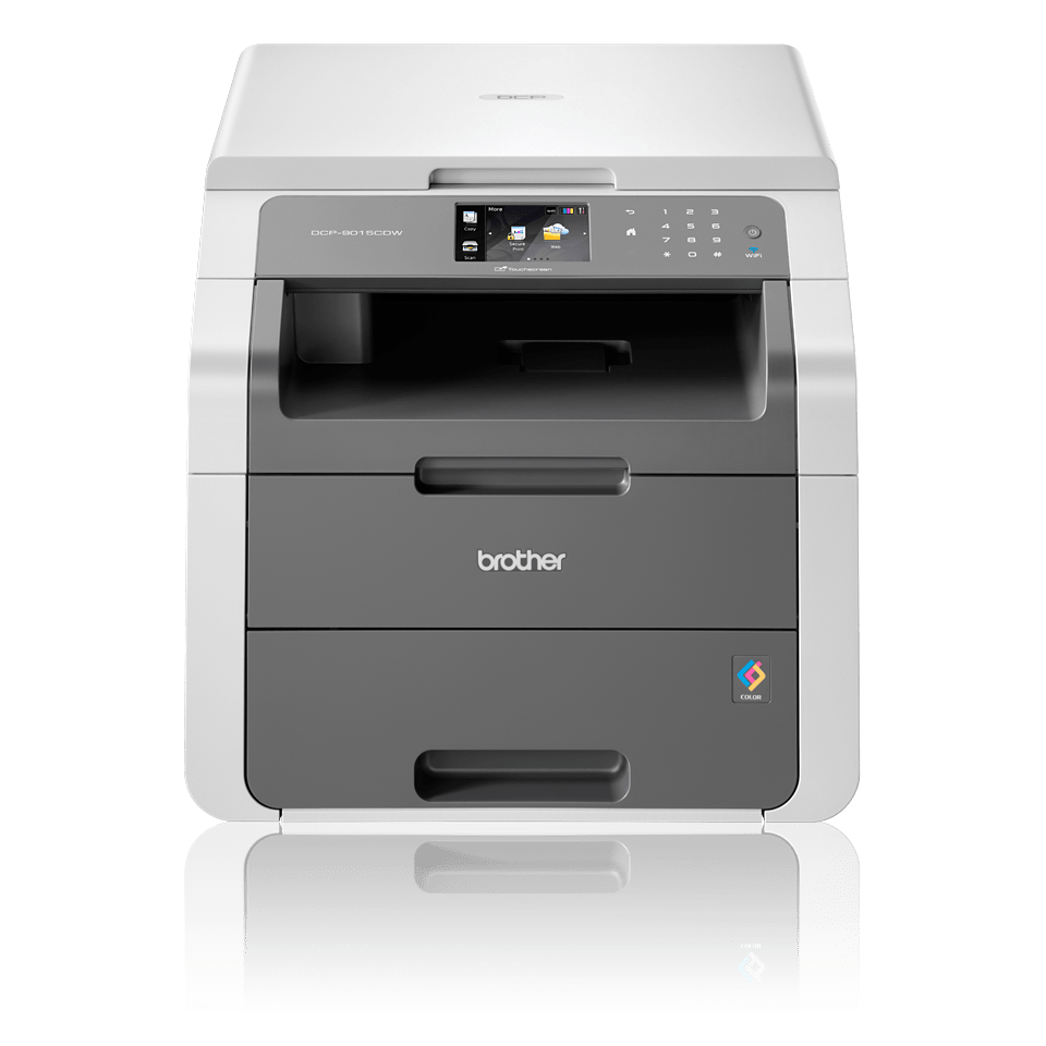 DCP-9015CDW All-in-one Wireless Colour Laser Printer