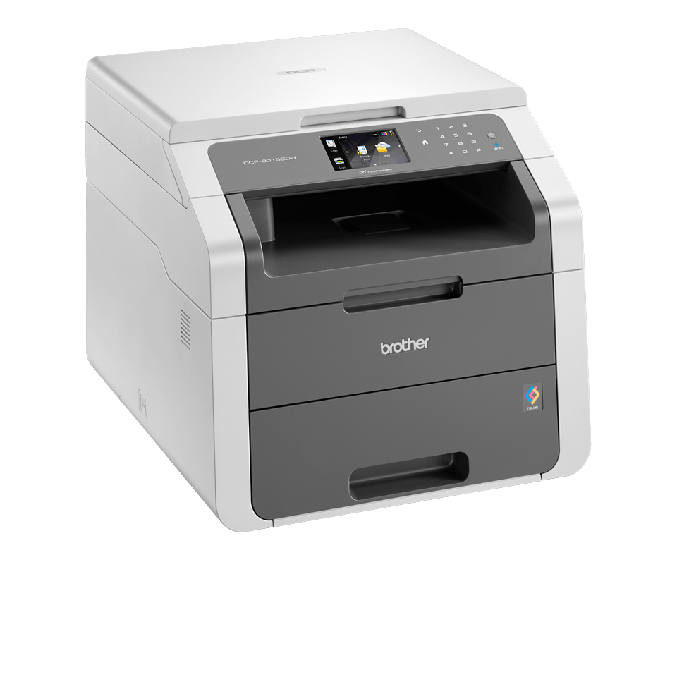 DCP-9015CDW All-in-one Wireless Colour Laser Printer 3
