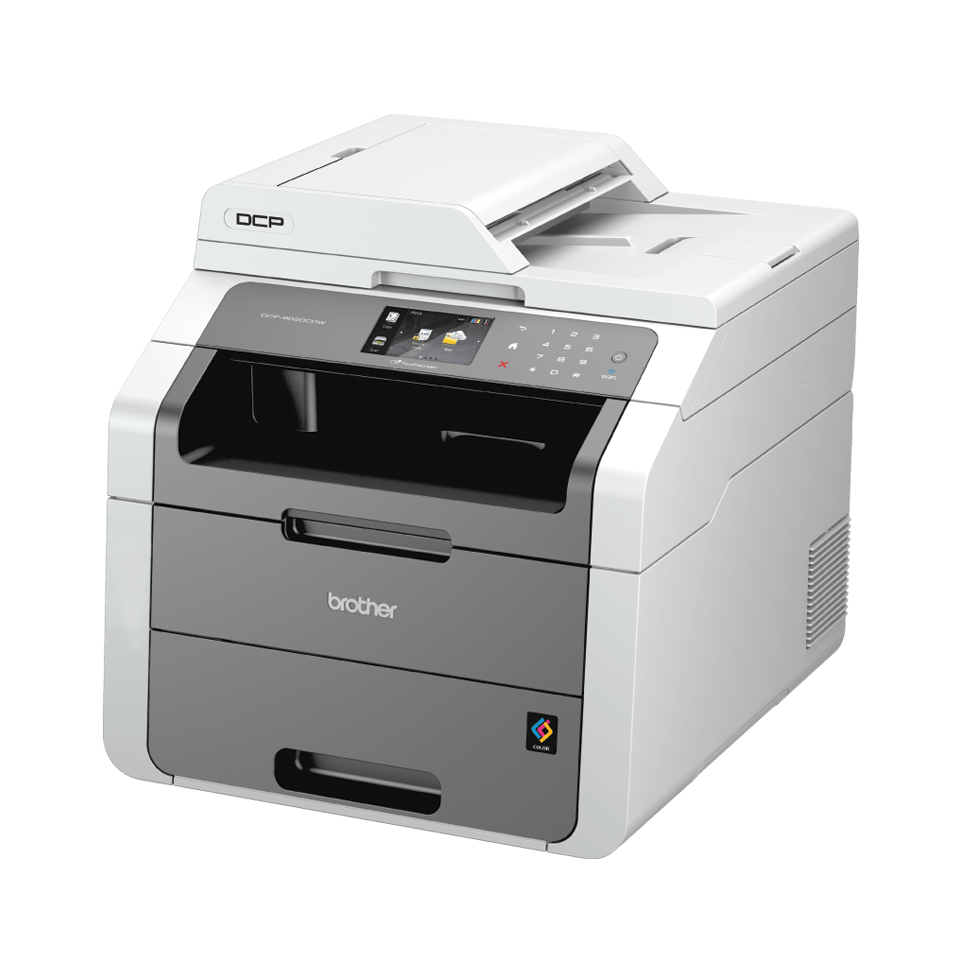 DCP-9020CDW All-in-one Wireless Colour Laser 2