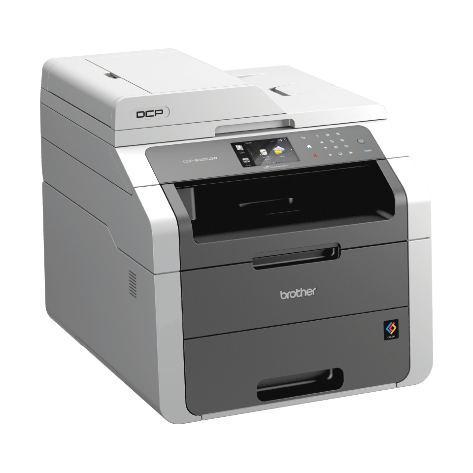 DCP-9020CDW All-in-one Wireless Colour Laser 3