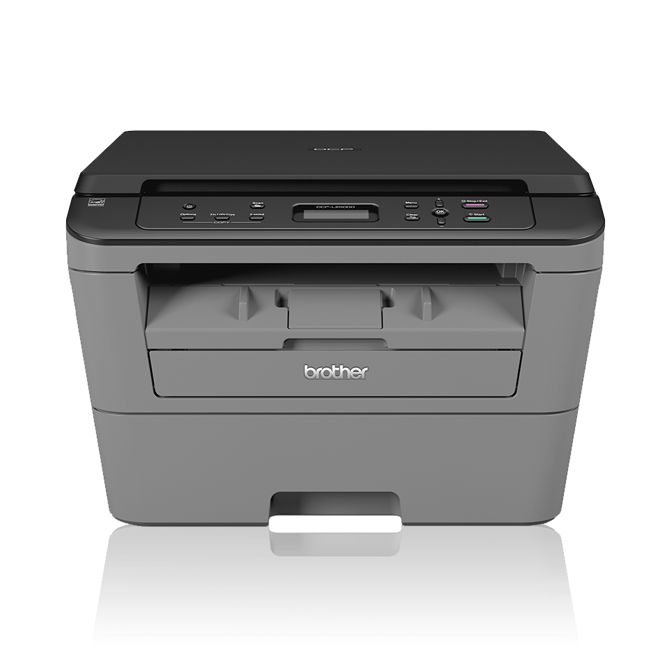 DCP-L2500D All-in-One Mono Laser Printer 3