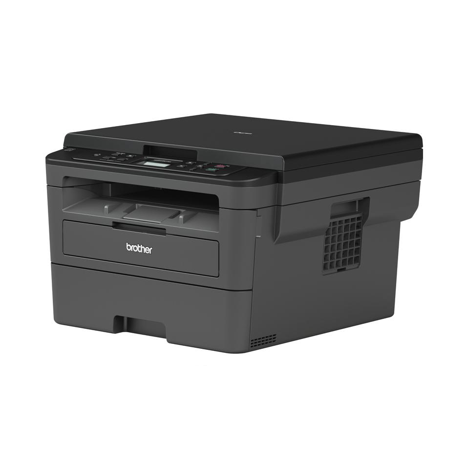 DCP-L2510D Compact 3-in-1 Mono Laser Printer 2