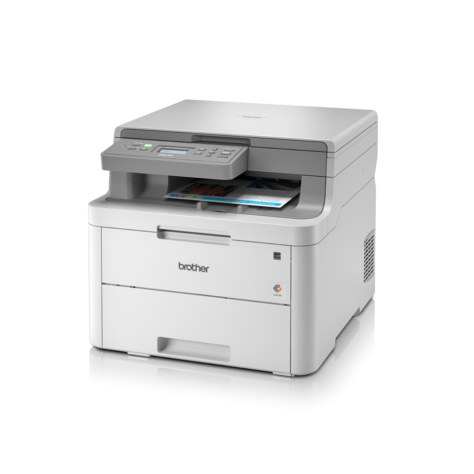 DCP-L3510CDW 3-in-1 Wireless colour LED laser printer 2