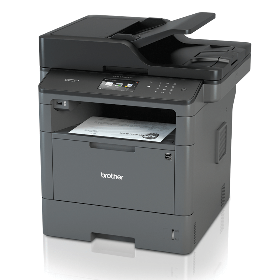 DCP-L5500DN Mono Laser Printer