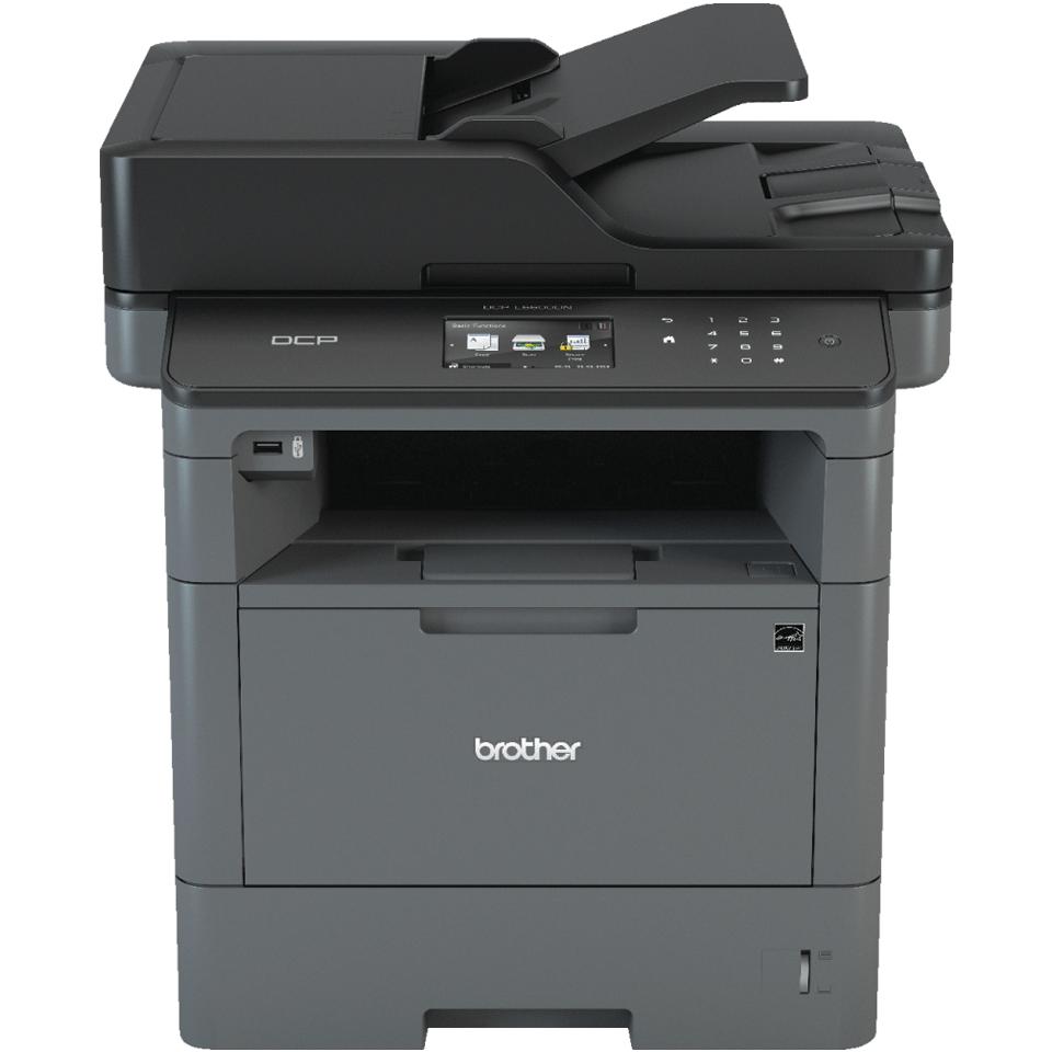 DCP-L5500DN Mono Laser Printer 2