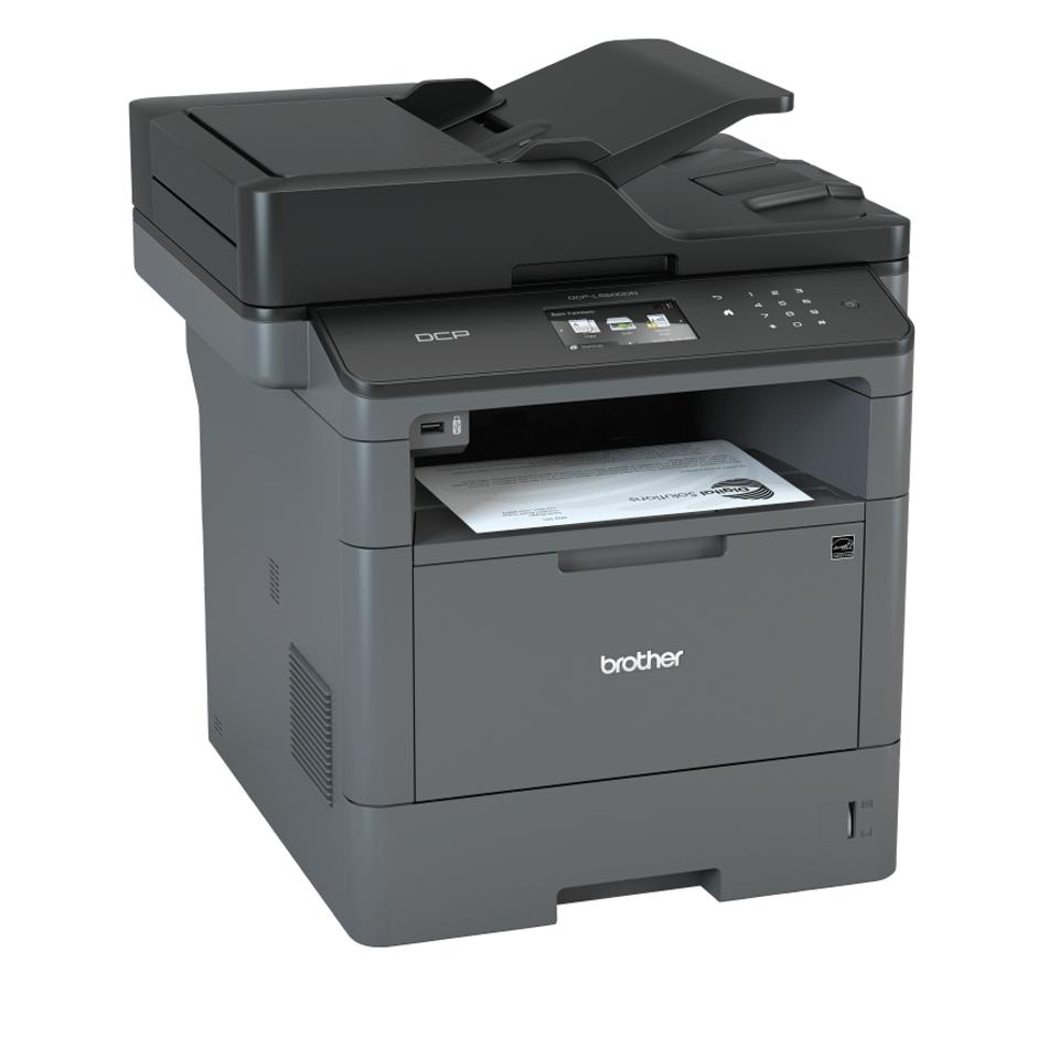 DCP-L5500DN Mono Laser Printer 3