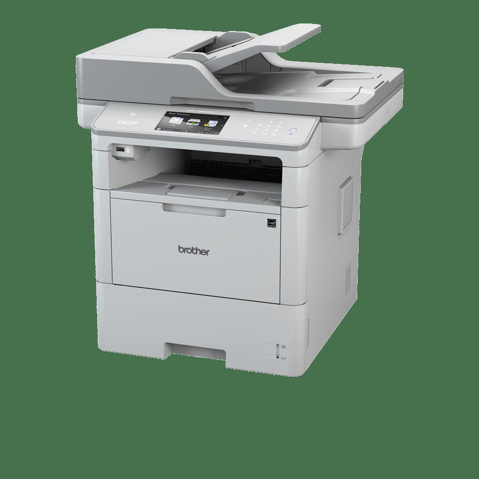 DCP-L6600DW Wireless Mono Laser Printer 2