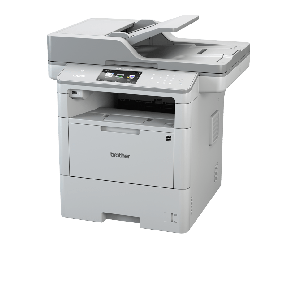 DCP-L6600DW Wireless Mono Laser Printer 0