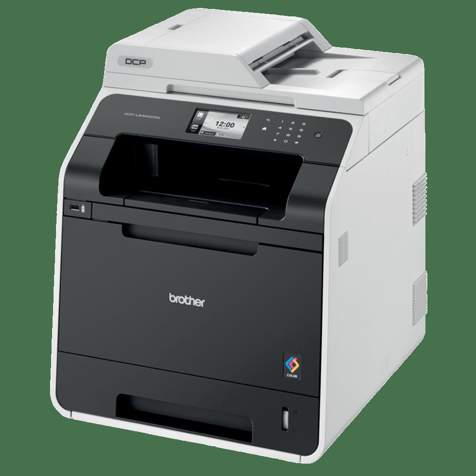 DCP-L8400CDN Colour Laser All-in-One + Duplex, Network 2