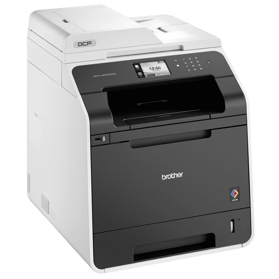 DCP-L8400CDN Colour Laser All-in-One + Duplex, Network 3