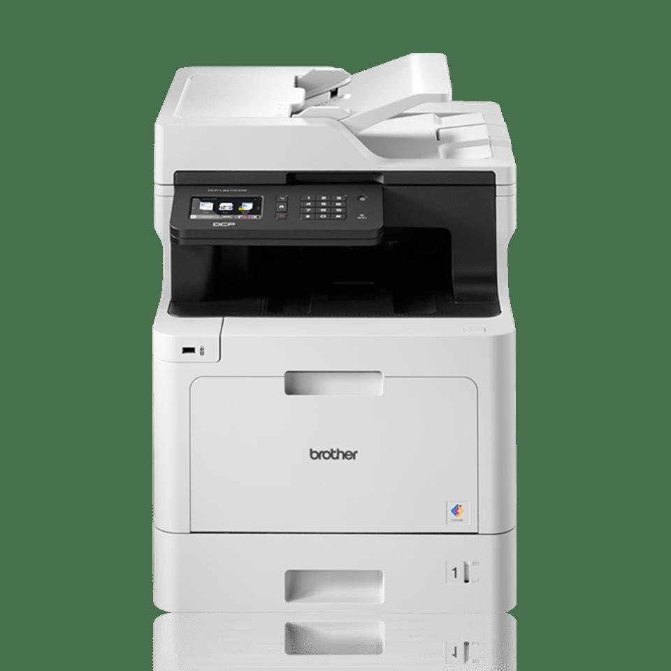 DCP-L8410CDW Wireless Colour Laser Printer 4