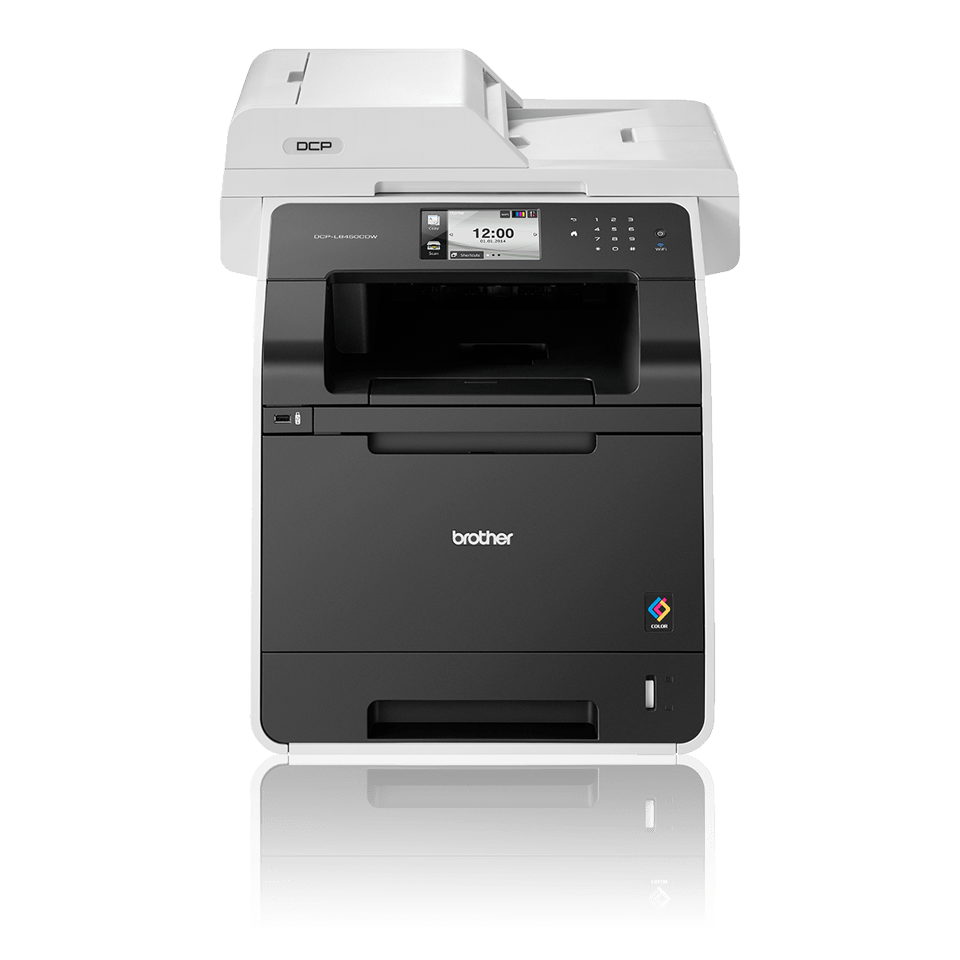 DCP-L8450CDW Colour Laser All-in-One + Duplex, Wireless