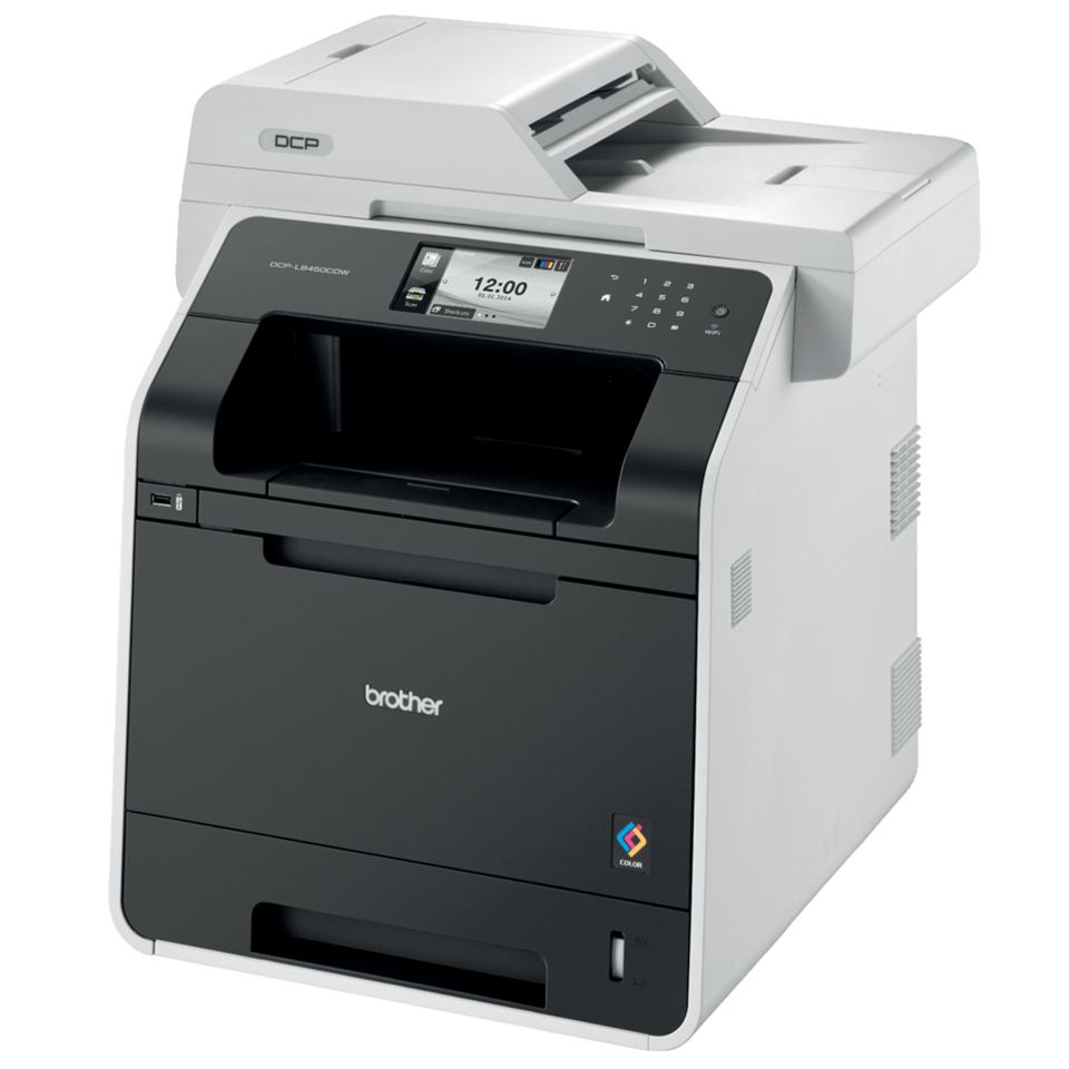 DCP-L8450CDW Colour Laser All-in-One + Duplex, Wireless 2