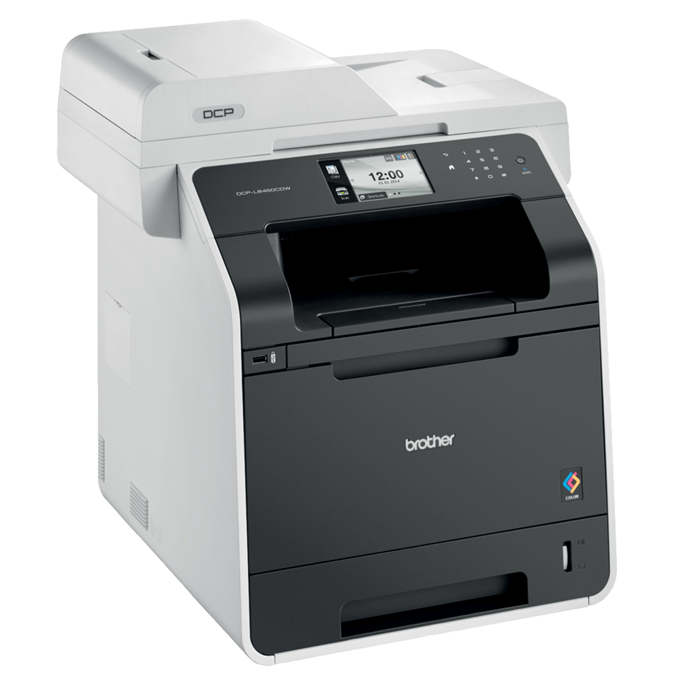 DCP-L8450CDW Colour Laser All-in-One + Duplex, Wireless 3