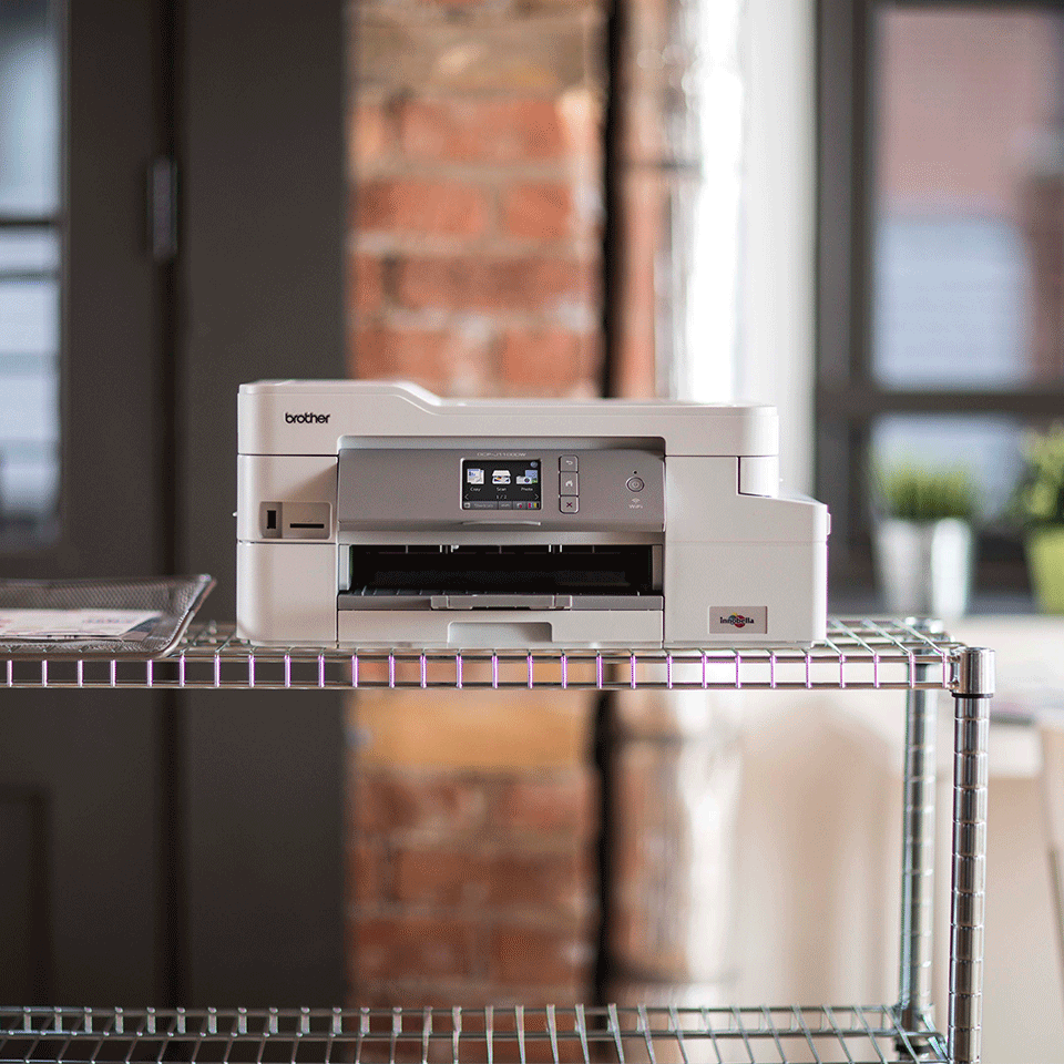 DCP-J1100DW All in Box Wireless 3-in-1 inkjet printer 4