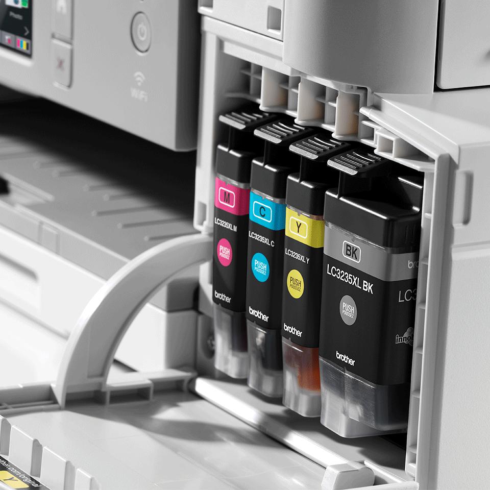 DCP-J1100DW All in Box Wireless 3-in-1 inkjet printer 6