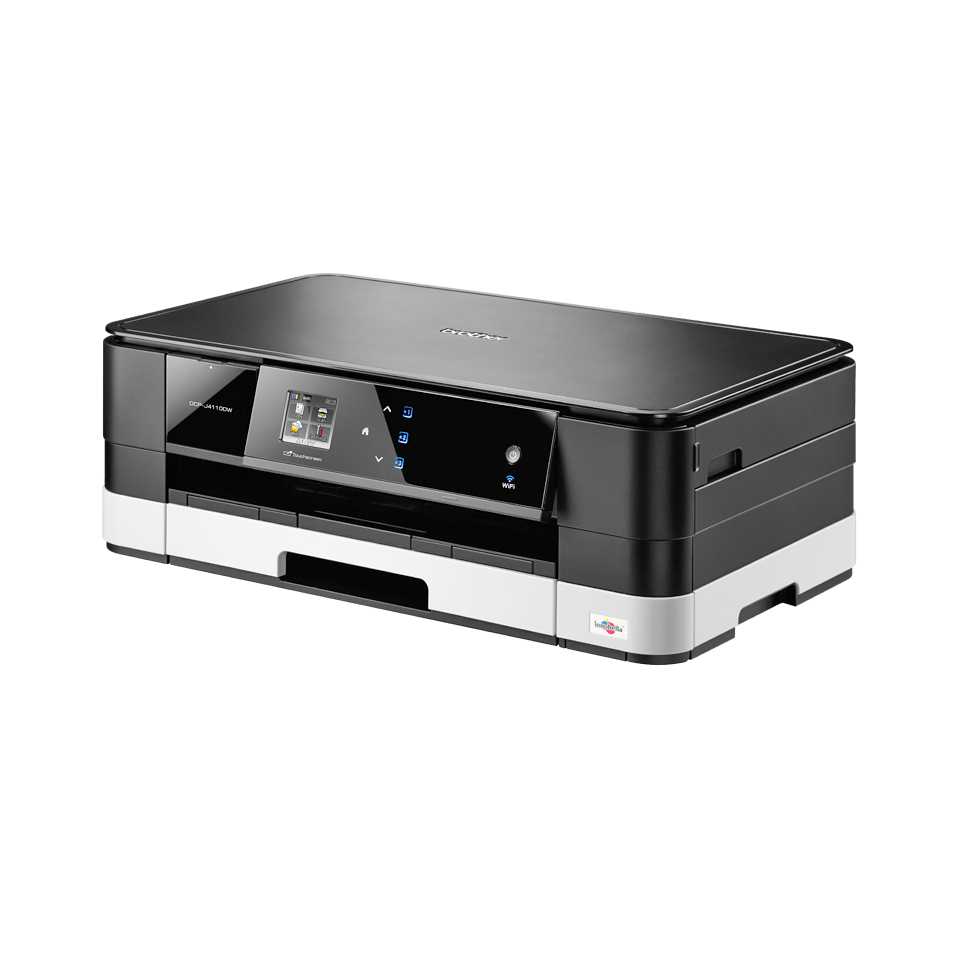 DCP-J4110DW All-in-One Inkjet Printer + Duplex and Wireless 0