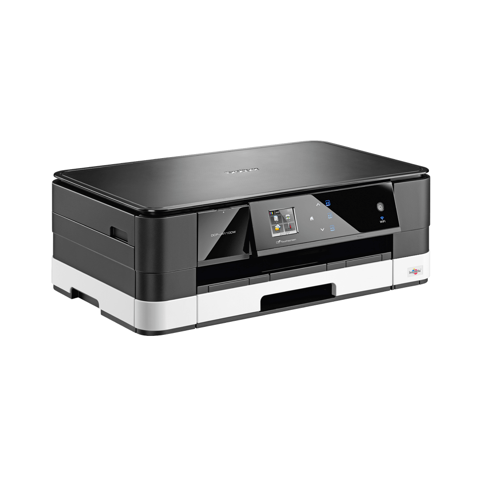 DCP-J4110DW All-in-One Inkjet Printer + Duplex and Wireless 3