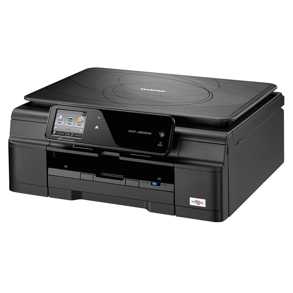 DCP-J552DW All-in-One Inkjet Printer + Duplex and Wireless 2