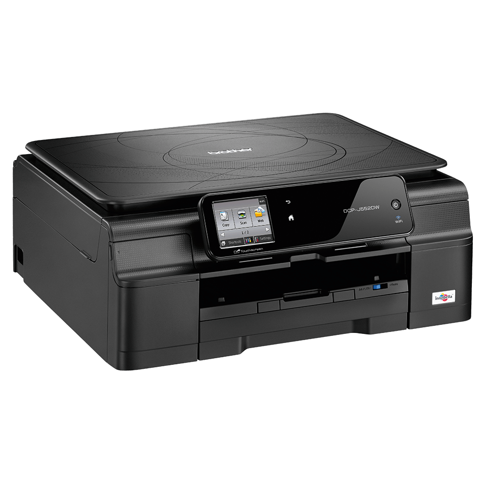 DCP-J552DW All-in-One Inkjet Printer + Duplex and Wireless 3