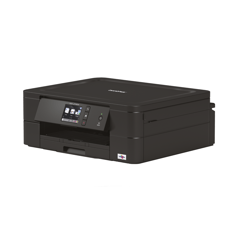 DCP-J772DW Wireless 3-in-1 Inkjet Printer 2