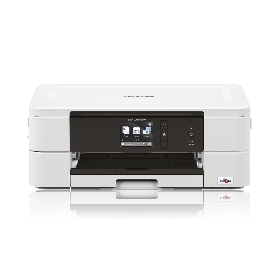 DCP-J774DW Wireless 3-in-1 Inkjet Printer