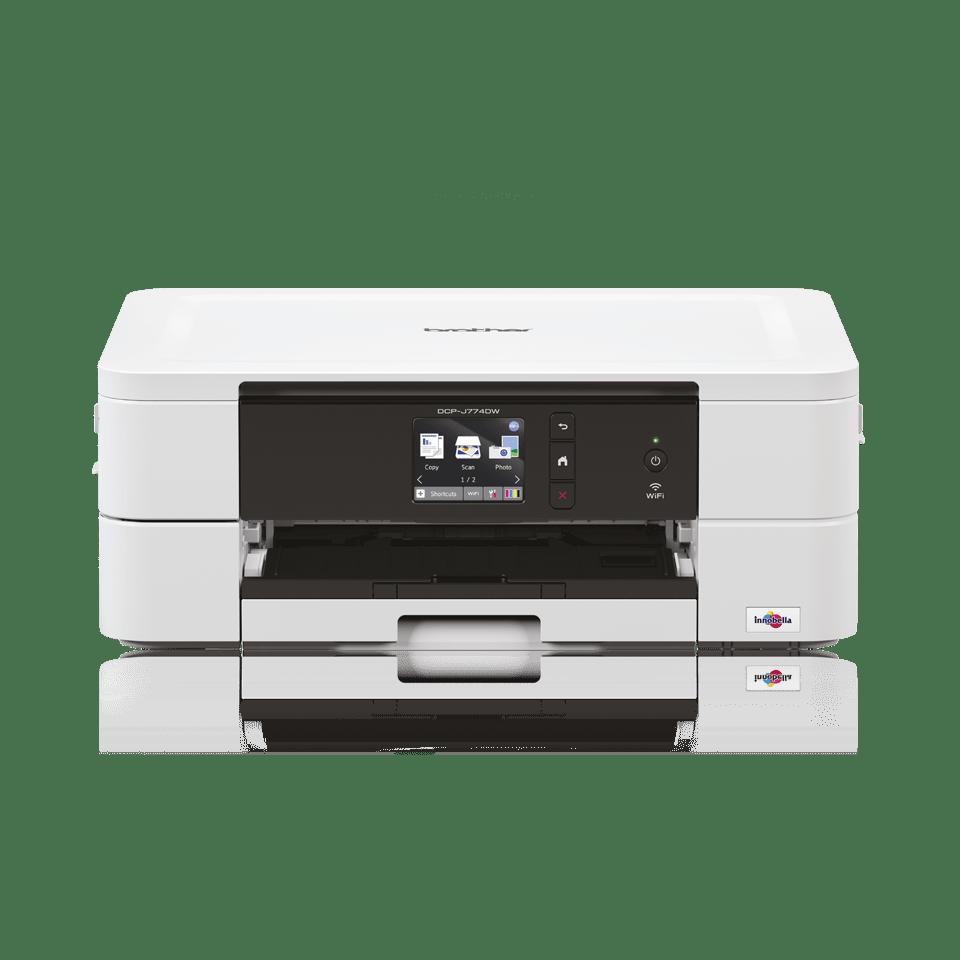 DCP-J774DW Wireless 3-in-1 Inkjet Printer 5