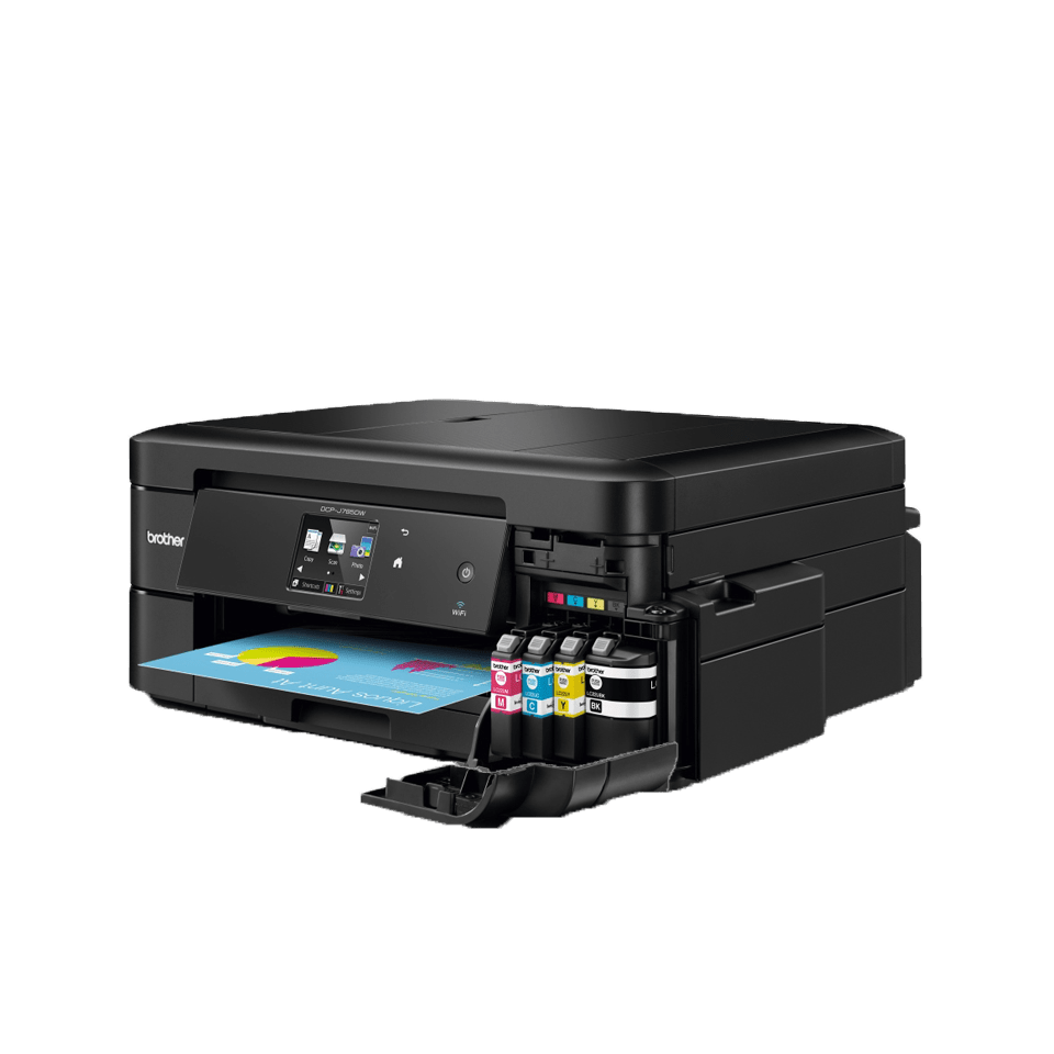 DCP-J785DW Wireless Compact Inkjet Printer 4