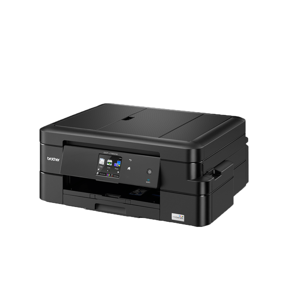 DCP-J785DW Wireless Compact Inkjet Printer 0