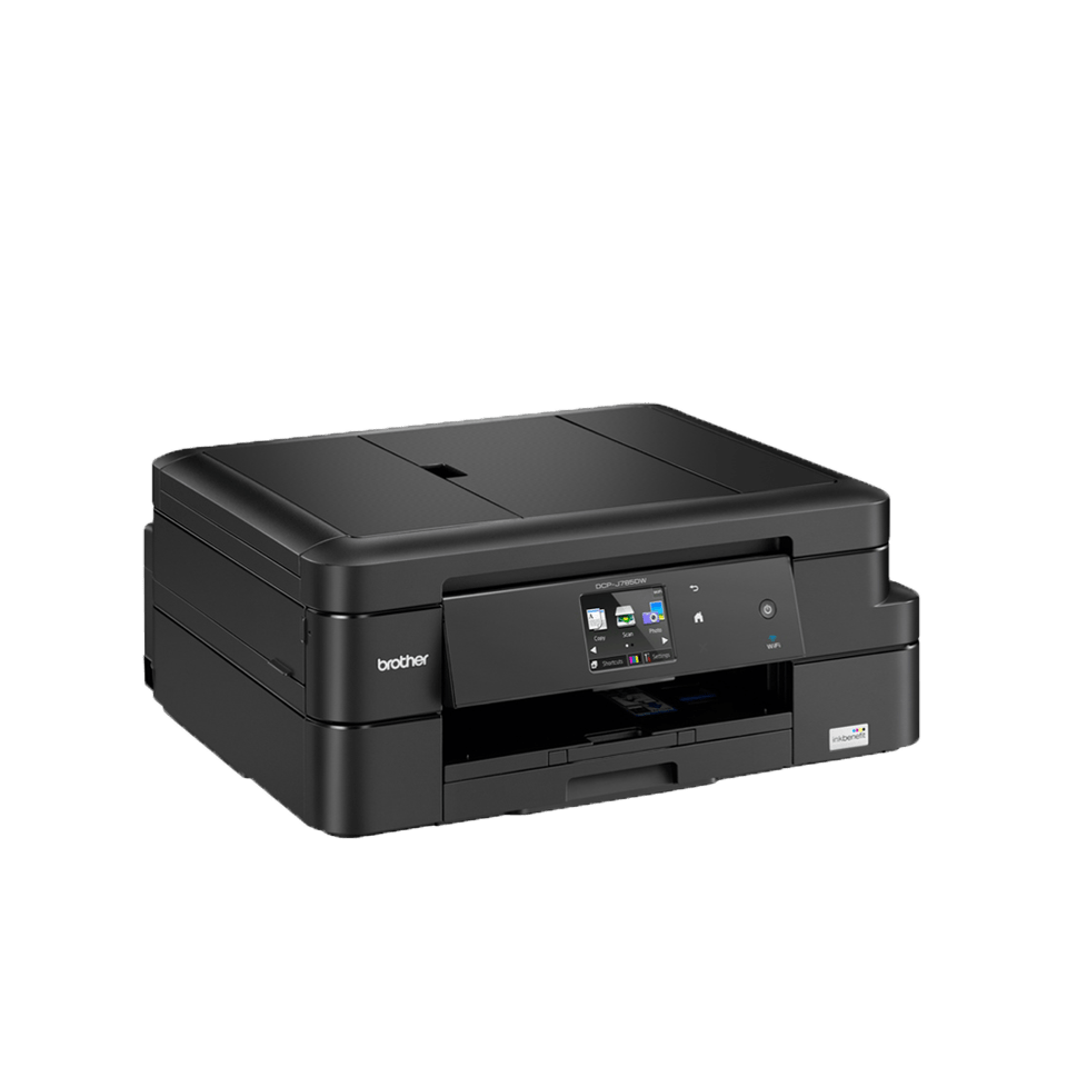 DCP-J785DW Wireless Compact Inkjet Printer 1
