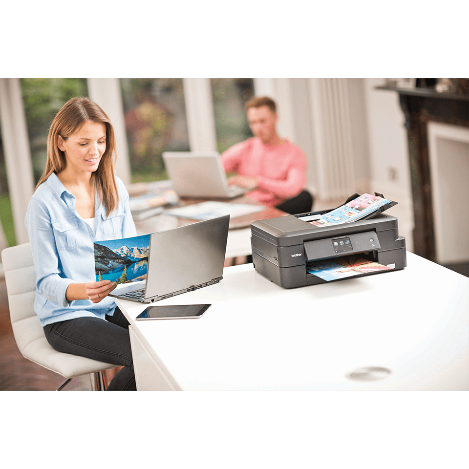 DCP-J785DWXL Inkjet Value Bundle 5