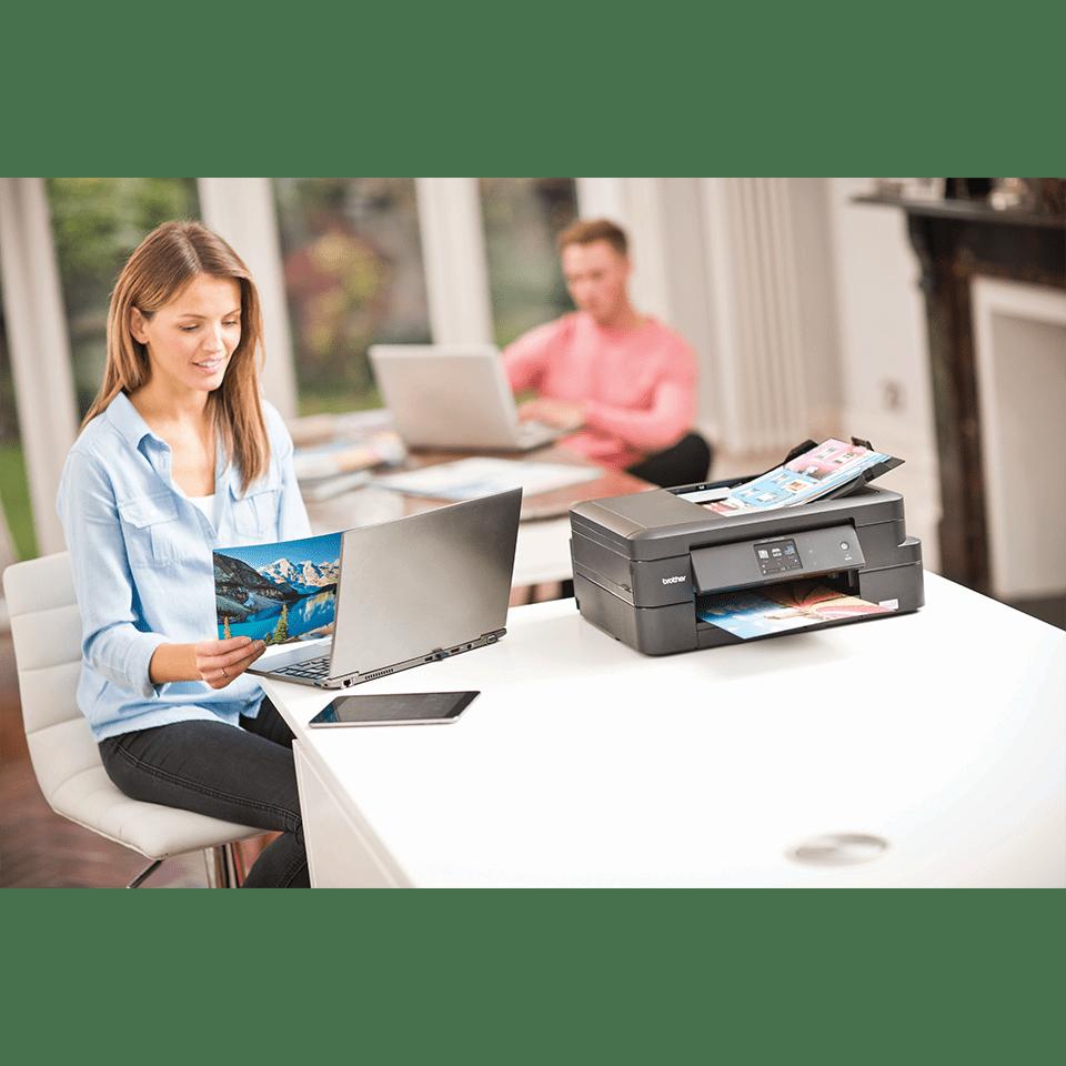 DCP-J785DWXL Inkjet Value Bundle 5