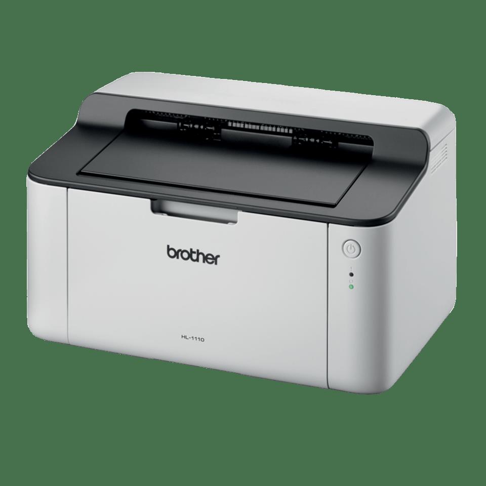 HL-1110 Mono Laser Printer