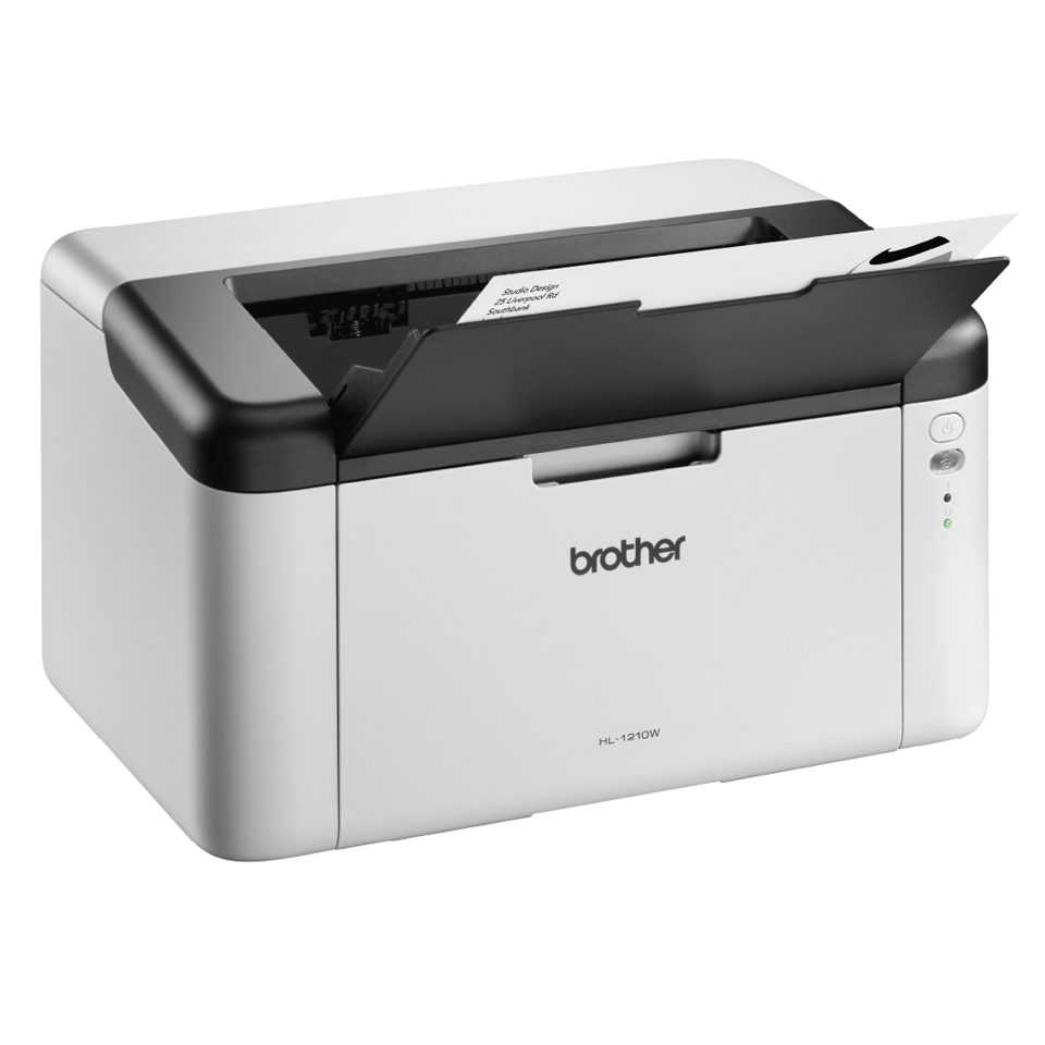 HL-1210W All in Box Bundle - Wireless mono laser printer 2