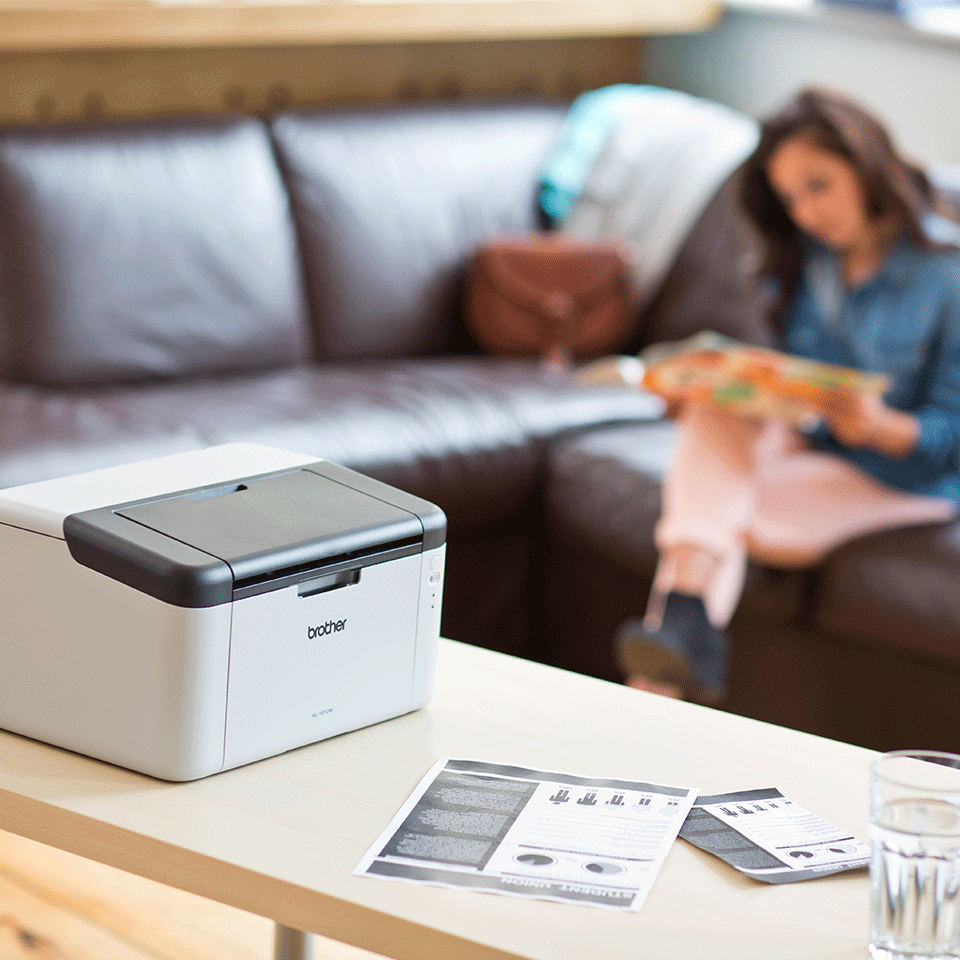 HL-1210W All in Box Bundle - Wireless mono laser printer 3