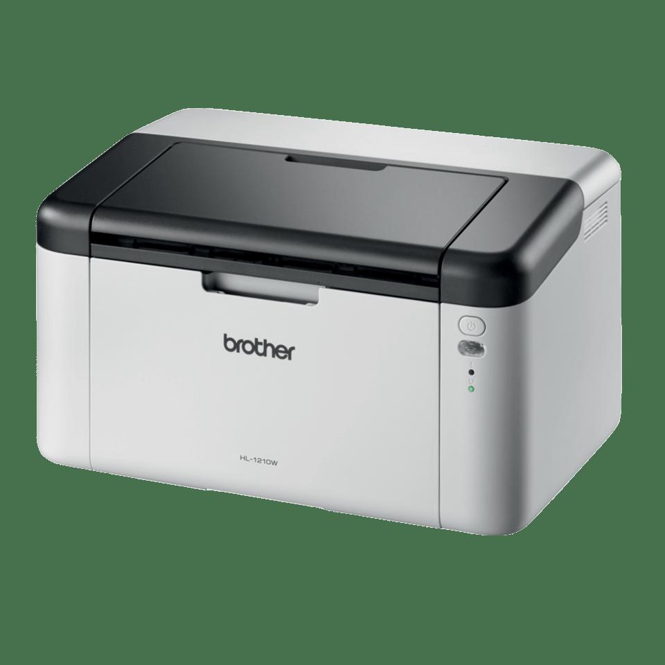 HL-1210W Wireless Mono Laser Printer 0
