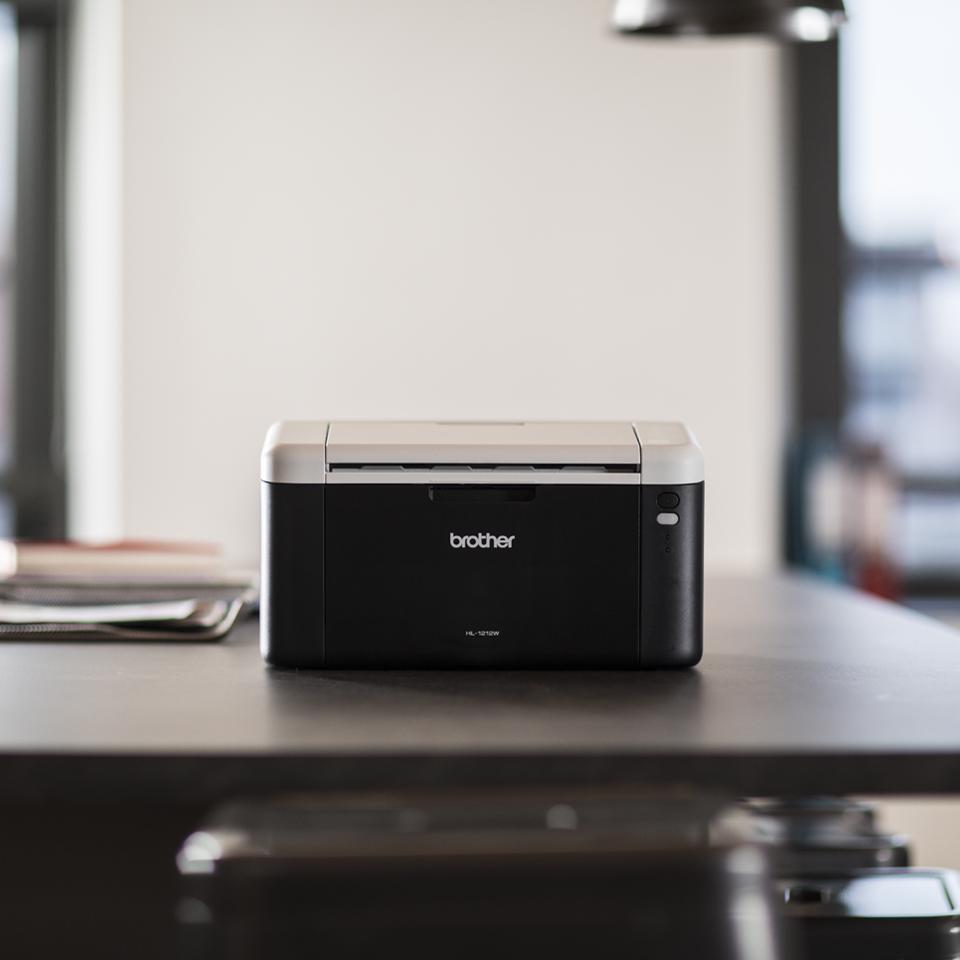 HL-1212W All in Box - Wireless mono laser printer 8