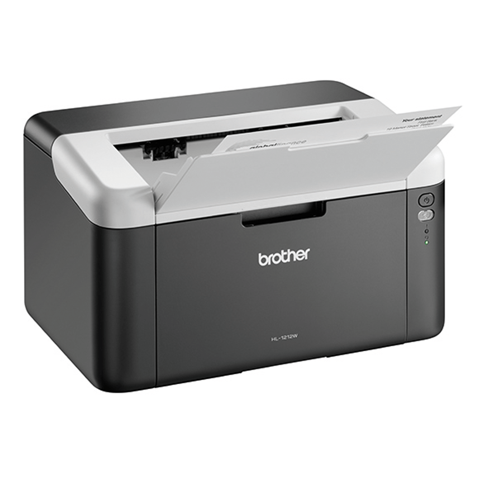 HL-1212W All in Box - Wireless mono laser printer 3
